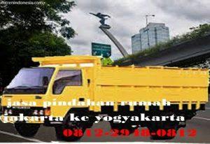 Jasa pindahan dari jakarta menuju yogyakarta dengan SONYCtrans