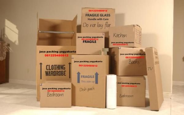 Jasa packing barang yogyakarta