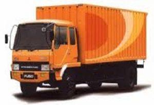 Sewa truk fuso box