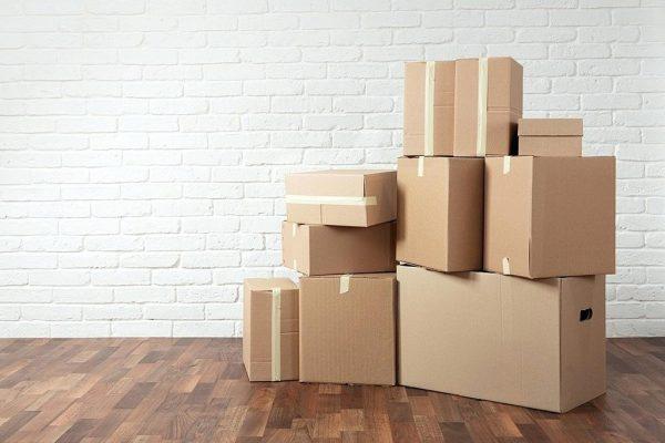 Kardus untuk packing barang