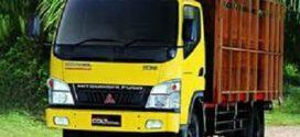 Sewa kendaraan angkutan barang