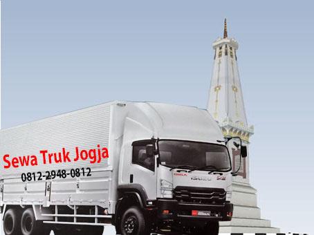 Sewa truk box tronton Yogyakarta
