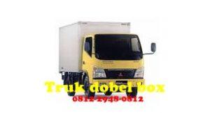 Sewa truk box Yogyakarta
