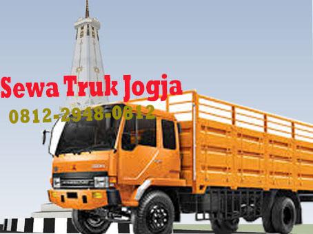 Sewa truk engkel  fuso Yogyakarta