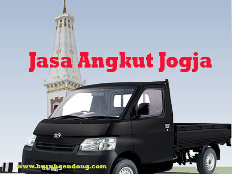 Jasa angkutan Yogyakarta