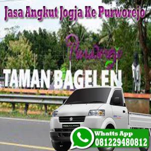 Jasa Angkut Jogja ke Bagelen Purworejo