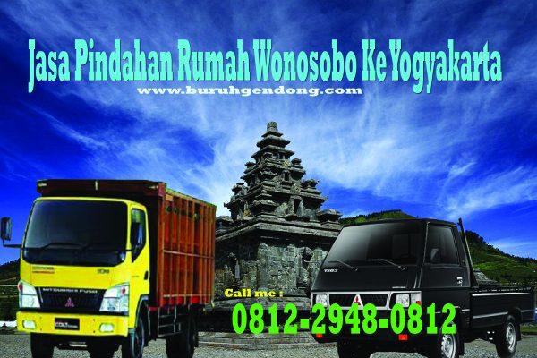 Jasa Pindahan Rumah Wonosobo ke Yogyakarta
