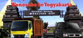 Jasa Angkutan Pindahan Wonosobo ke Yogyakarta