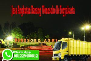 Jasa angkutan wonosobo