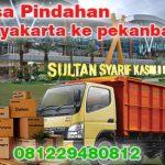 Jasa pindahan rumah yogyakarta ke pekanbaru